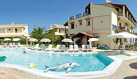 Sportclub Paradise - Singelreise: Unterkunft - Korfu