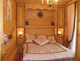 Etagenbett Drei Schlafplätzen : Châtel appartements für 2 6 personen: unterkunft chatel les