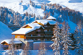 Residenz Aspen in La Plagne Villages