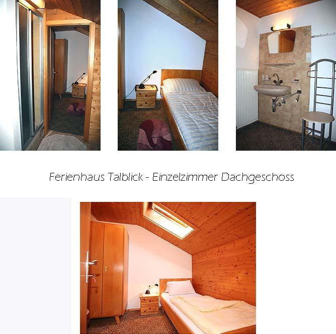 Haus Talblick: Ferienhaus Talblick: Unterkunft