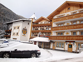 Hotel In St Anton Mit Halbpension