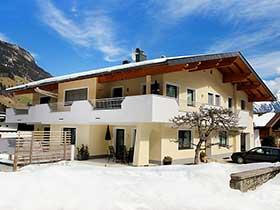 Ferienwohnung in Finkenberg Dornau